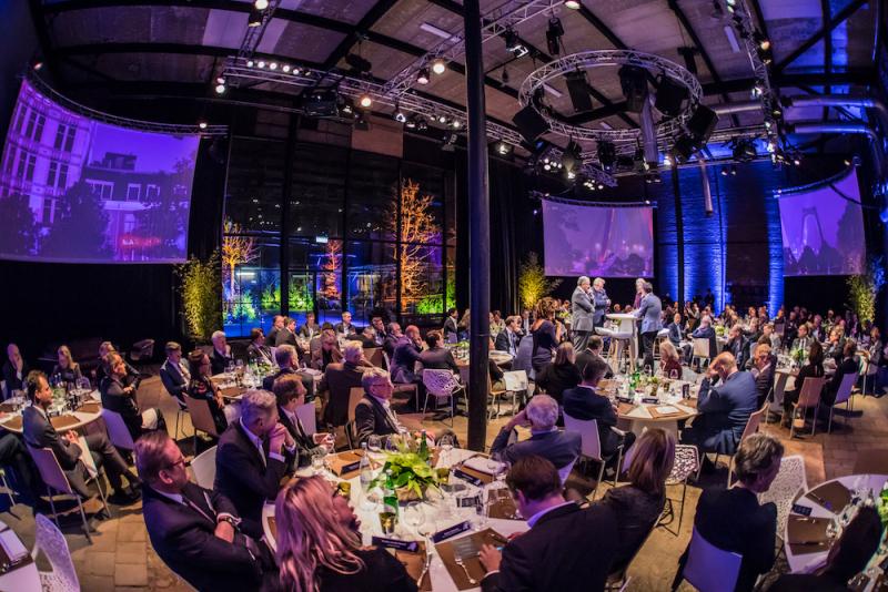 Innovation Quarter - Het Diner | 12 december 2018 | © Verkijk