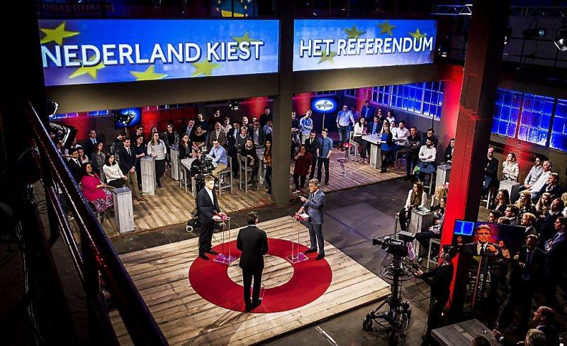 NOS Nederland Kiest – Het Referendum