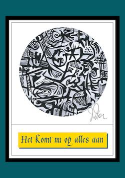 Dirk van Dien bij Lijm & Cultuur