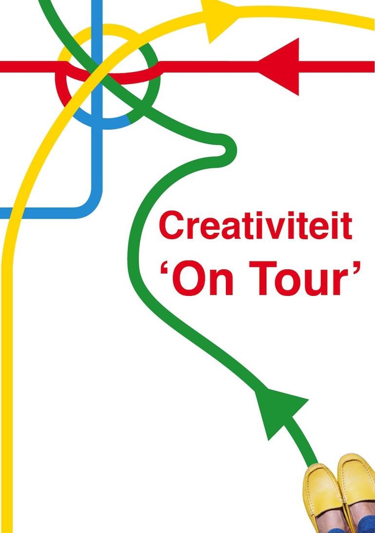 Workshop Creativiteit On Tour bij Lijm & Cultuur